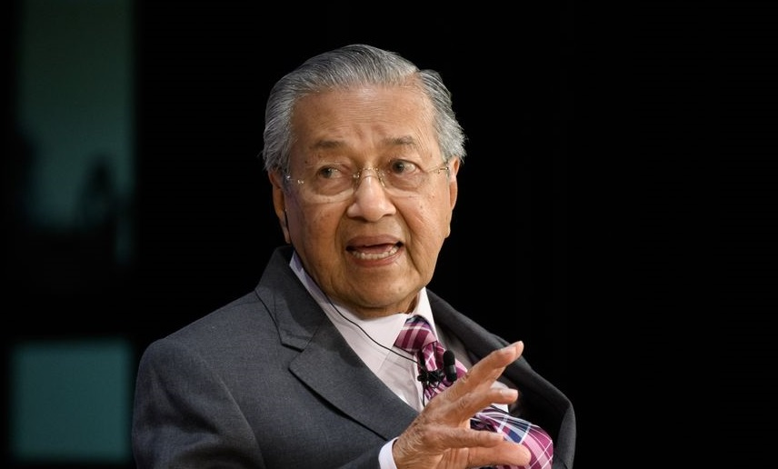 DR. MAHATHIR MOHAMAD - Image Bloomberg