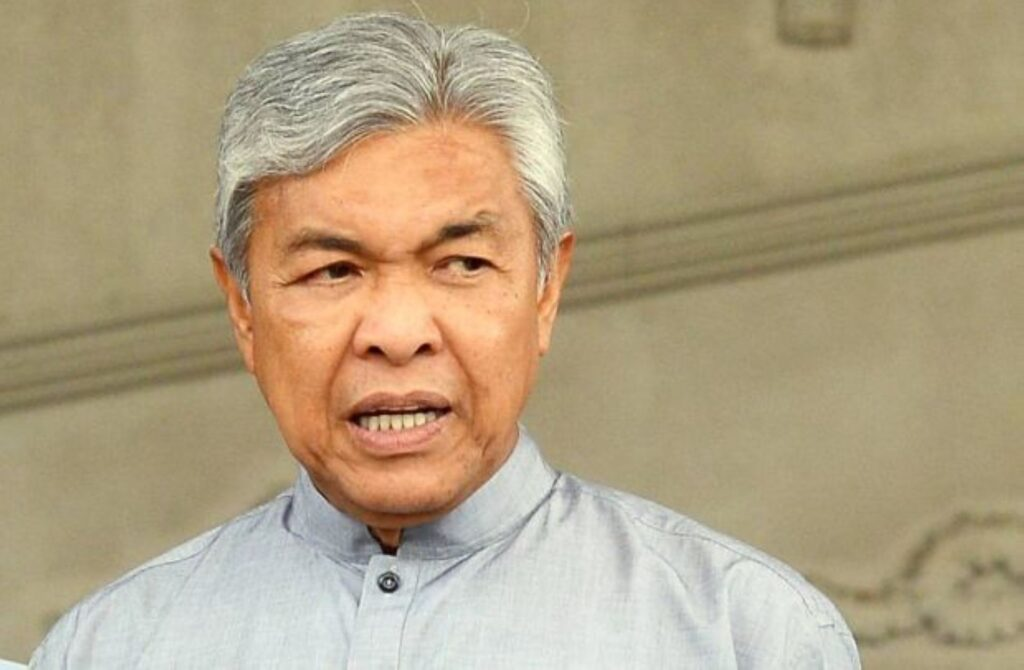 AHMAD ZAHID HAMIDI - THE STAR