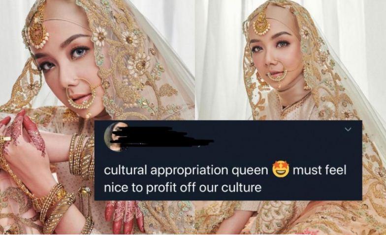 Mira Filzah hari ini tampil meminta maaf kepada masyarakat India selepas dituduh mengeksploitasi pakaian tradisional kaum itu untuk mengaut keuntungan.