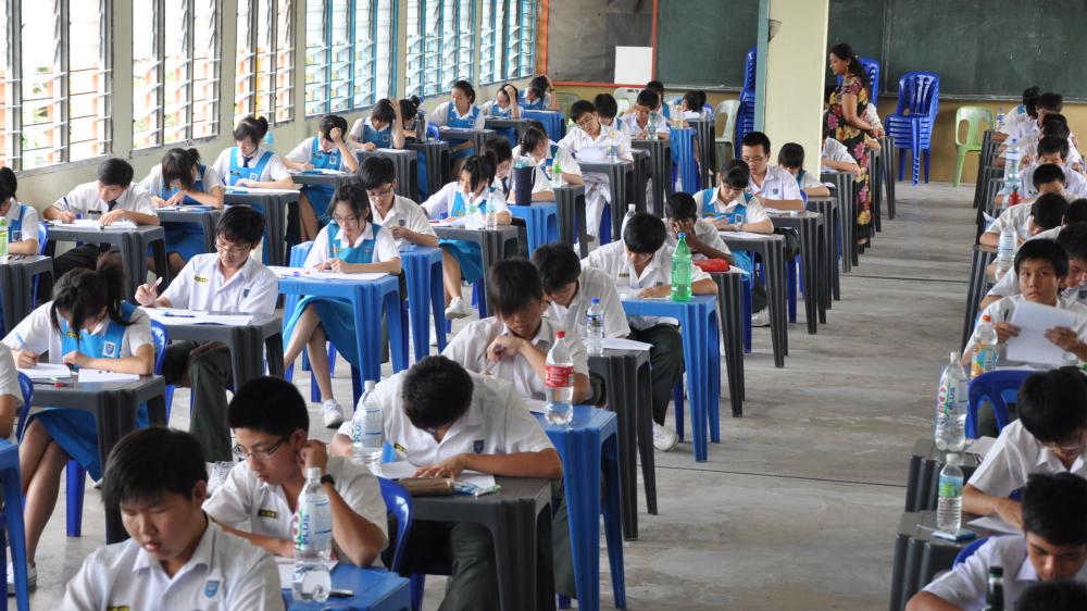 Kementerian Pendidikan tidak pernah menawarkan peperiksaan UPSR dan PT3 khas. - Gambar hiasan/Says
