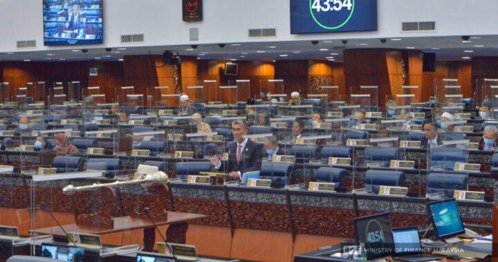 Tengku Zafrul Tengku Abdul Aziz akan membentangkan Bajet 2021 di Dewan Rakyat, 6 November ini.