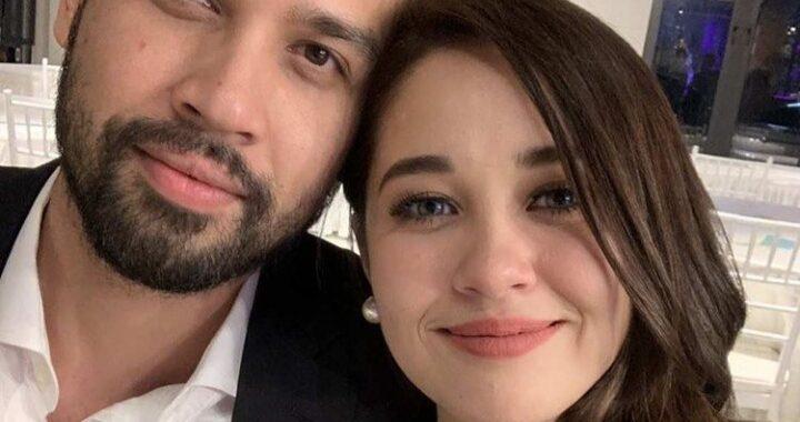 Emma Maembong dan suaminya, Shazli Azhar disahkan positif Covid-19 selepas membuat pemeriksaan calitan semalam.