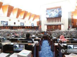 parlimen tidak bersidang