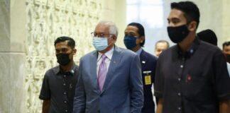 rompakan Najib Razak