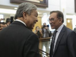 Zahid Anwar laporan polis