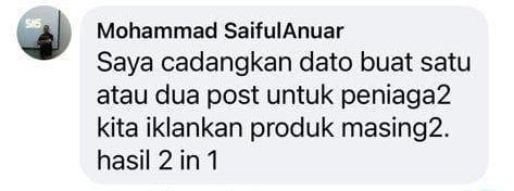usahawan Ahmad Zahid