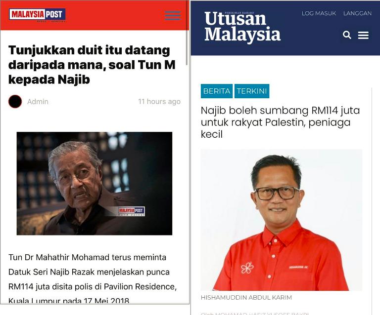 Najib VVIP