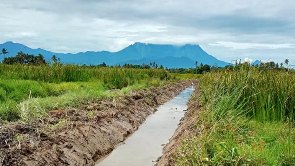 kampung Gunung Kinabalu