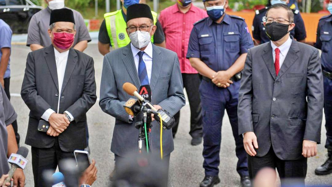 Anwar buka mulut selepas pertemuan dengan PM